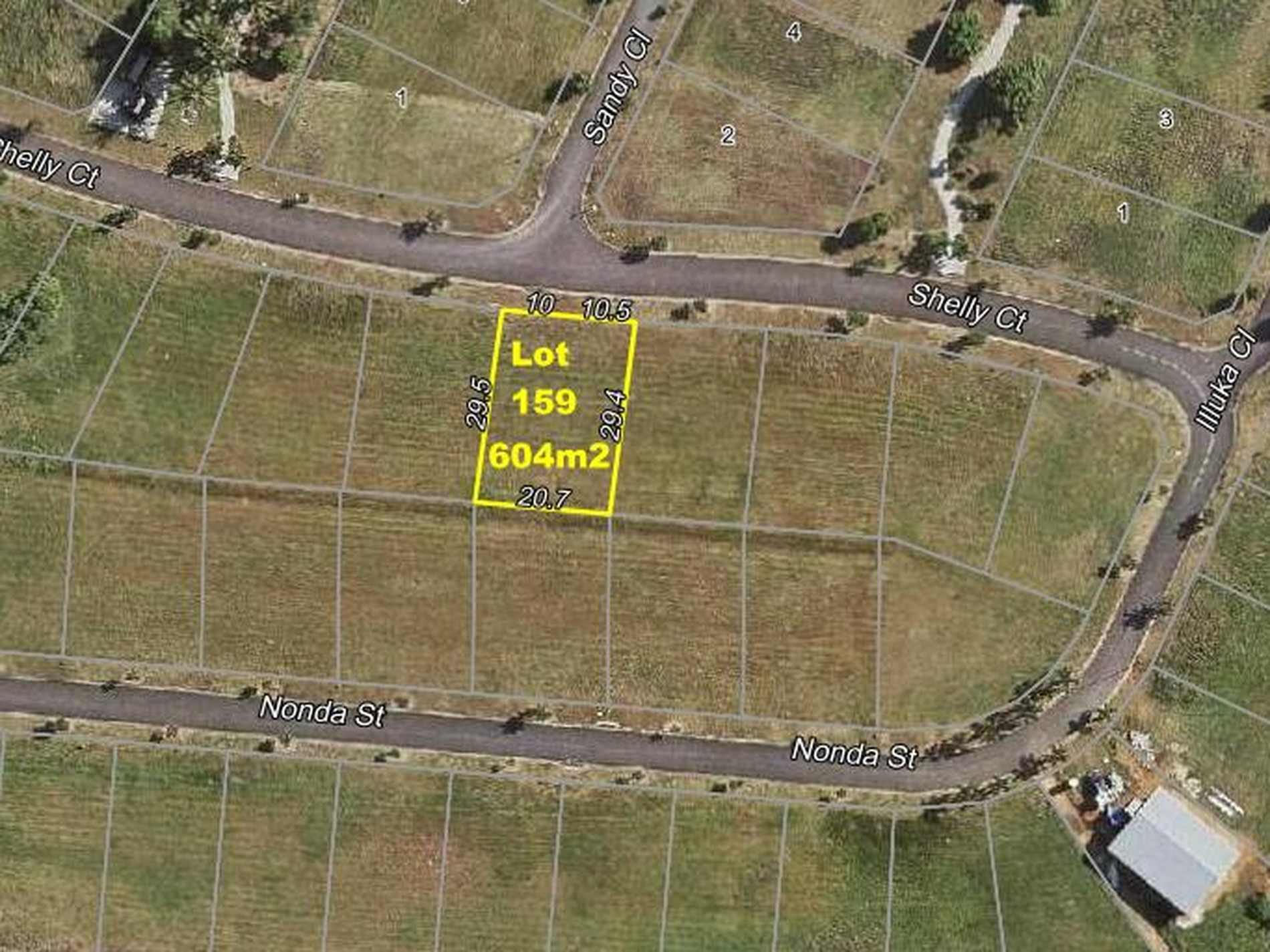Lot 159, Lot 159 Shelly Court, Mission Beach