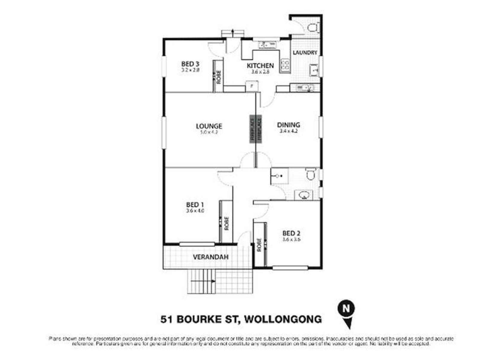51 Bourke Street, North Wollongong