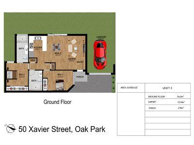 3 / 50 Xavier Street, Oak Park
