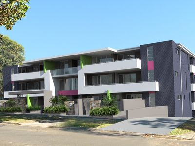 Homebush West