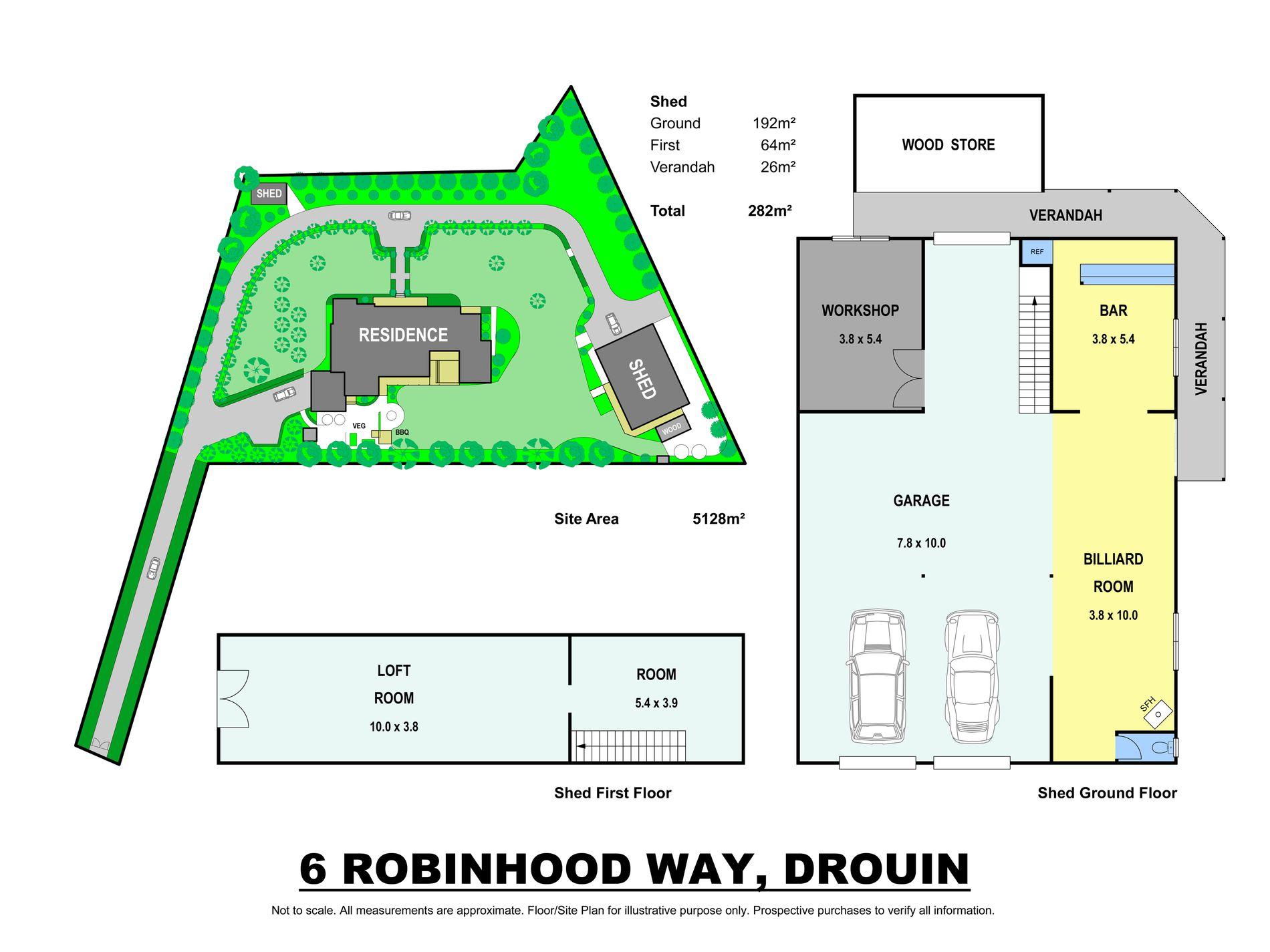 6 ROBIN HOOD WAY, Drouin