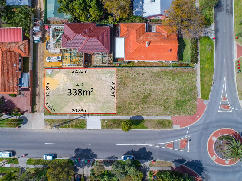 34 (Lot 2) Third Avenue, Mount Lawley