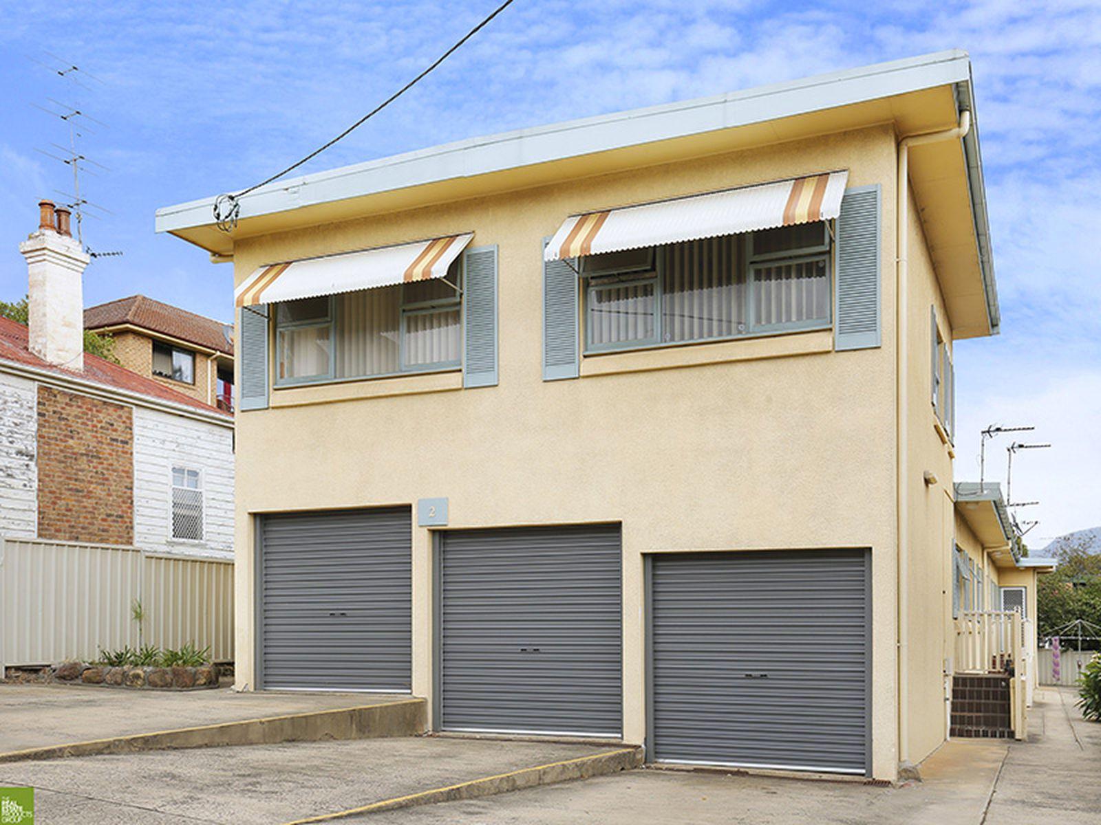 4 / 2 Park Street, Wollongong