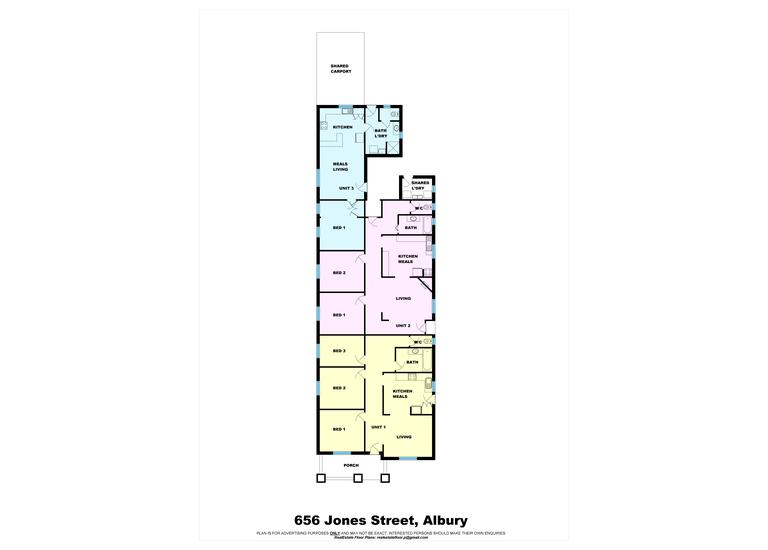656 Jones Street, Albury