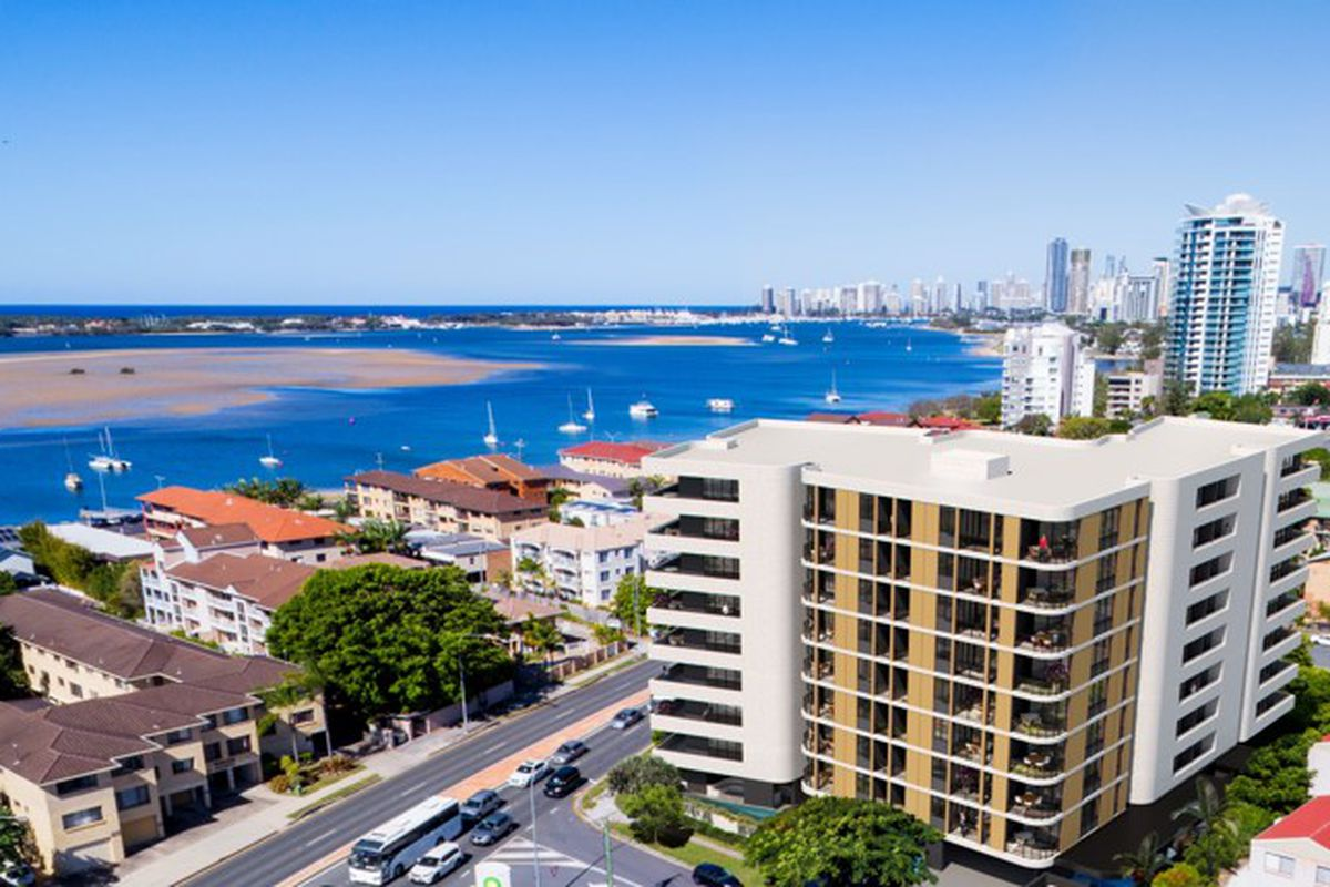 The ultimate coastal sanctuary 1, 2 & 3 BEDROOM APARTMENTS  FROM $352,000