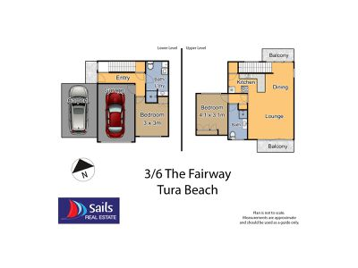 3 / 6 The Fairway, Tura Beach