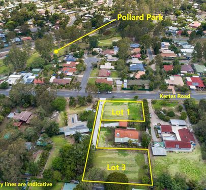 Lot Lots 1 & 3, 30 - 32 Kertes Road, Camira