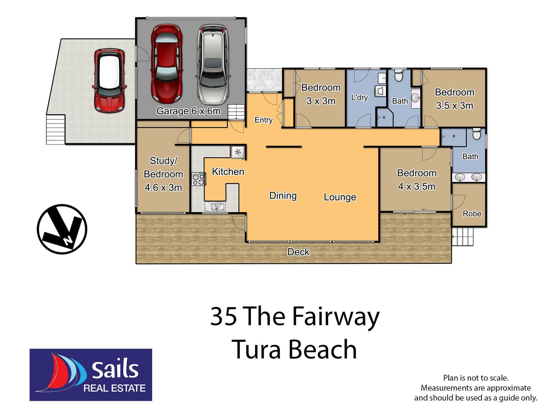 35 The Fairway, Tura Beach