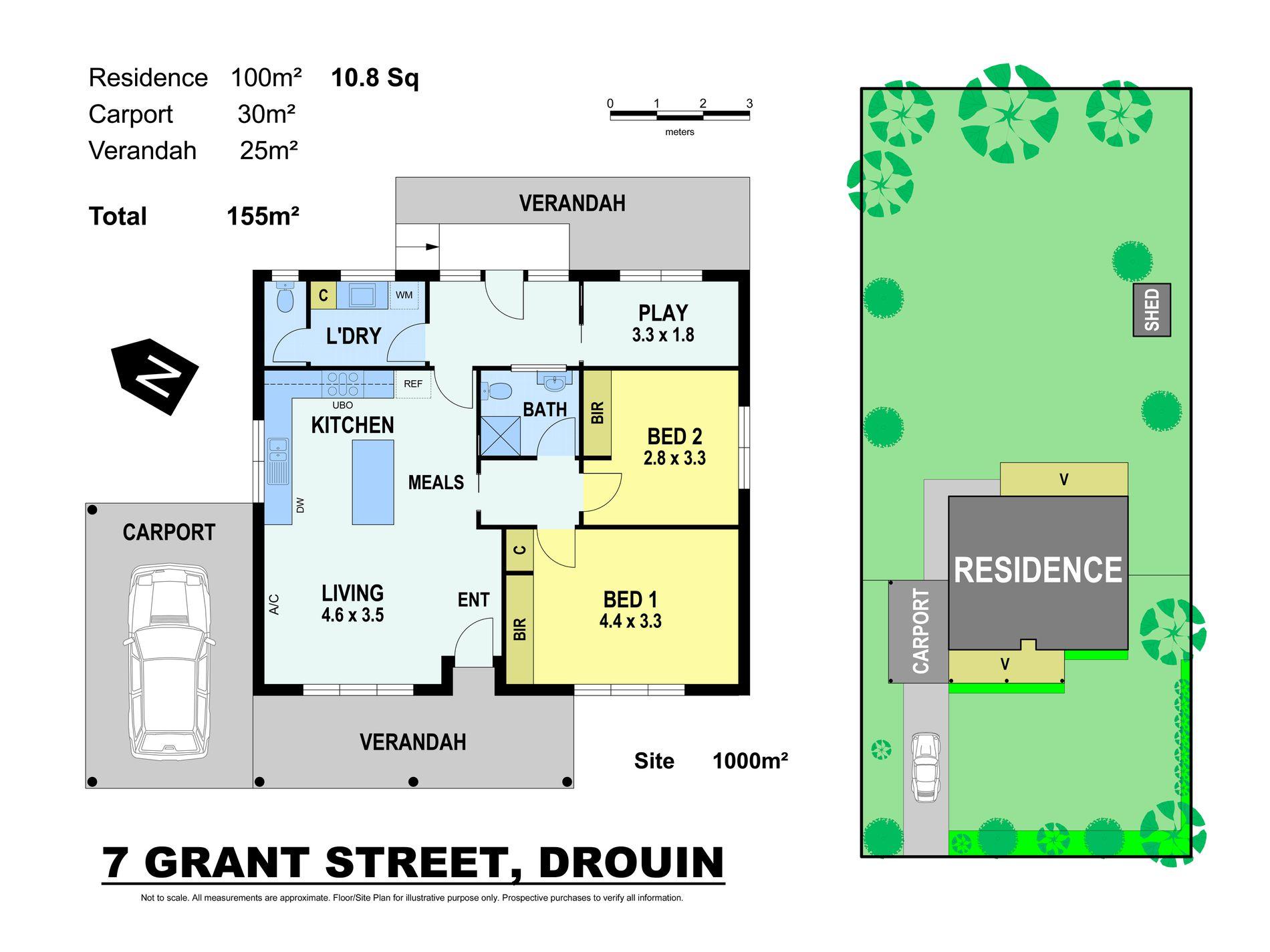 7 Grant Street, Drouin