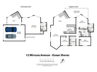 12 Wirruna Avenue, Ocean Shores