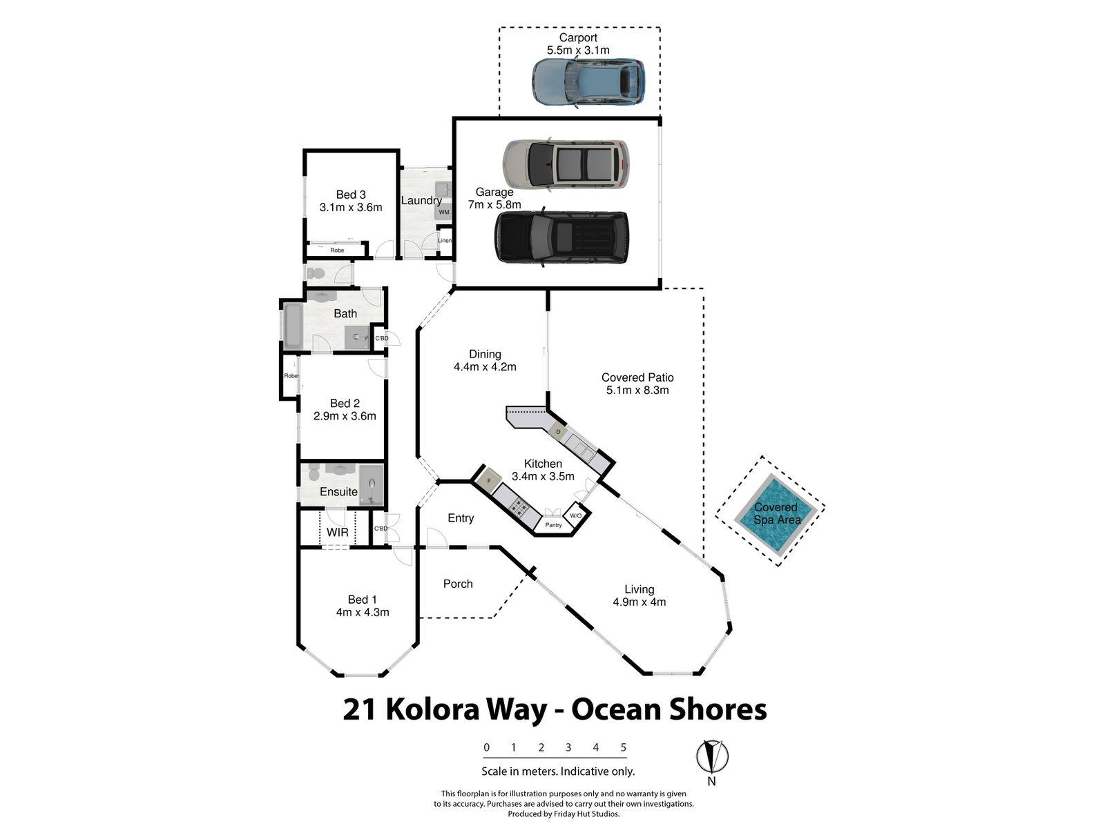 21 Kolora Way, Ocean Shores