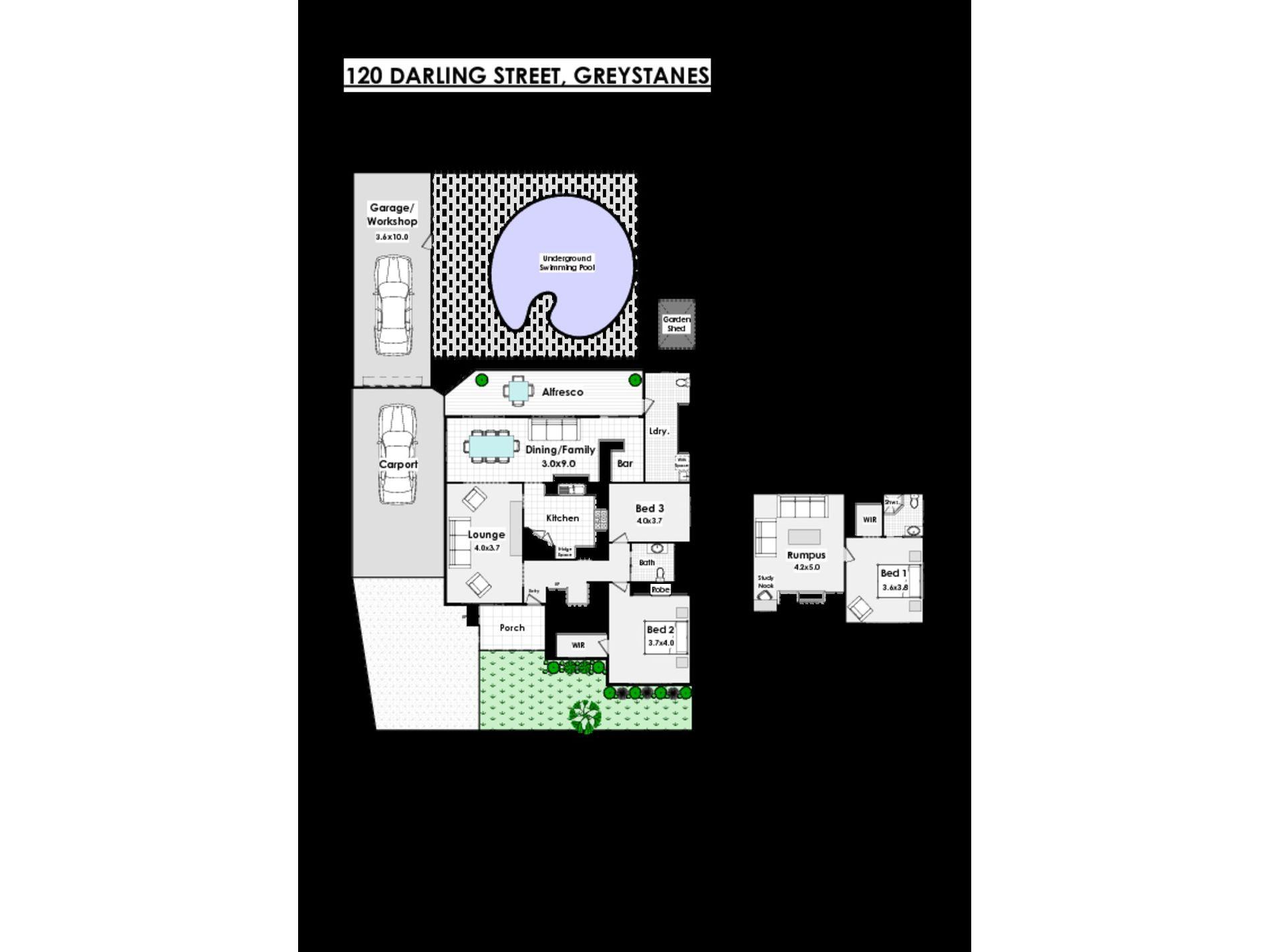 120 Darling Street, Greystanes