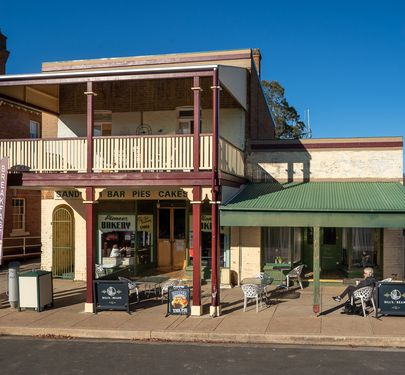 54-56  Bank Street, Molong