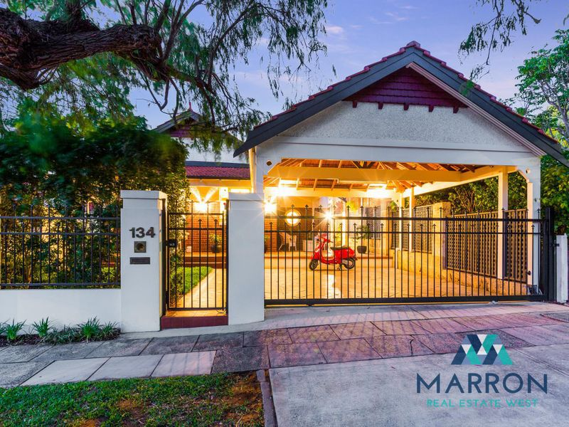 134 Gloster Street, Subiaco