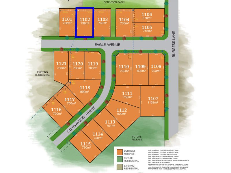 Lot 1102, Eagle Avenue, Tamworth