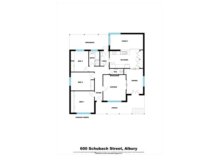 600 Schubach Street, East Albury