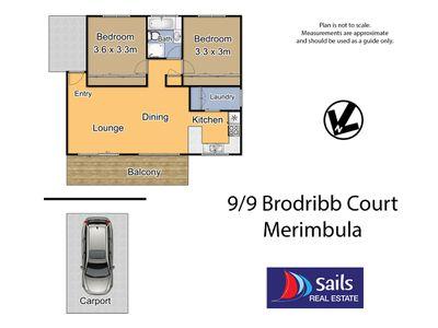 9 / 9 Brodribb Court, Merimbula