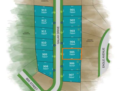 Lot 905, Galah Drive, Tamworth
