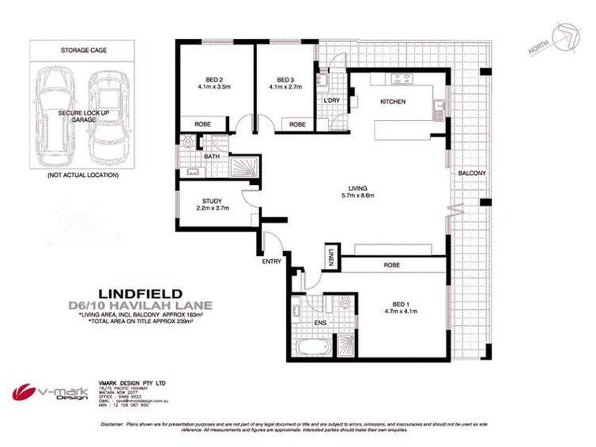 6 / 10 Havilah Lane, Lindfield