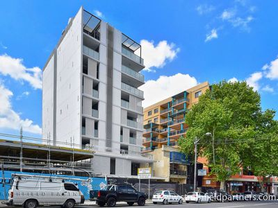 703 / 10-12 Burwood Road, Burwood