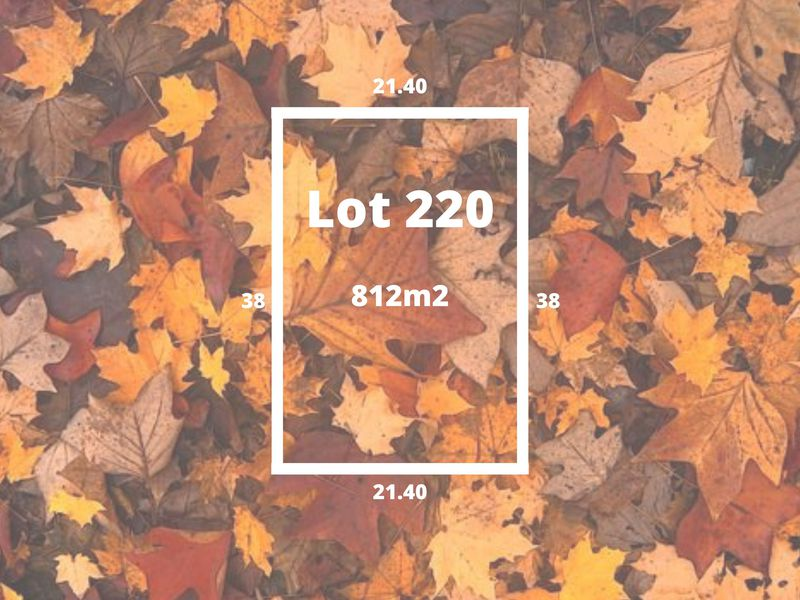 Lot 220 Autumn Views Estate, Romsey