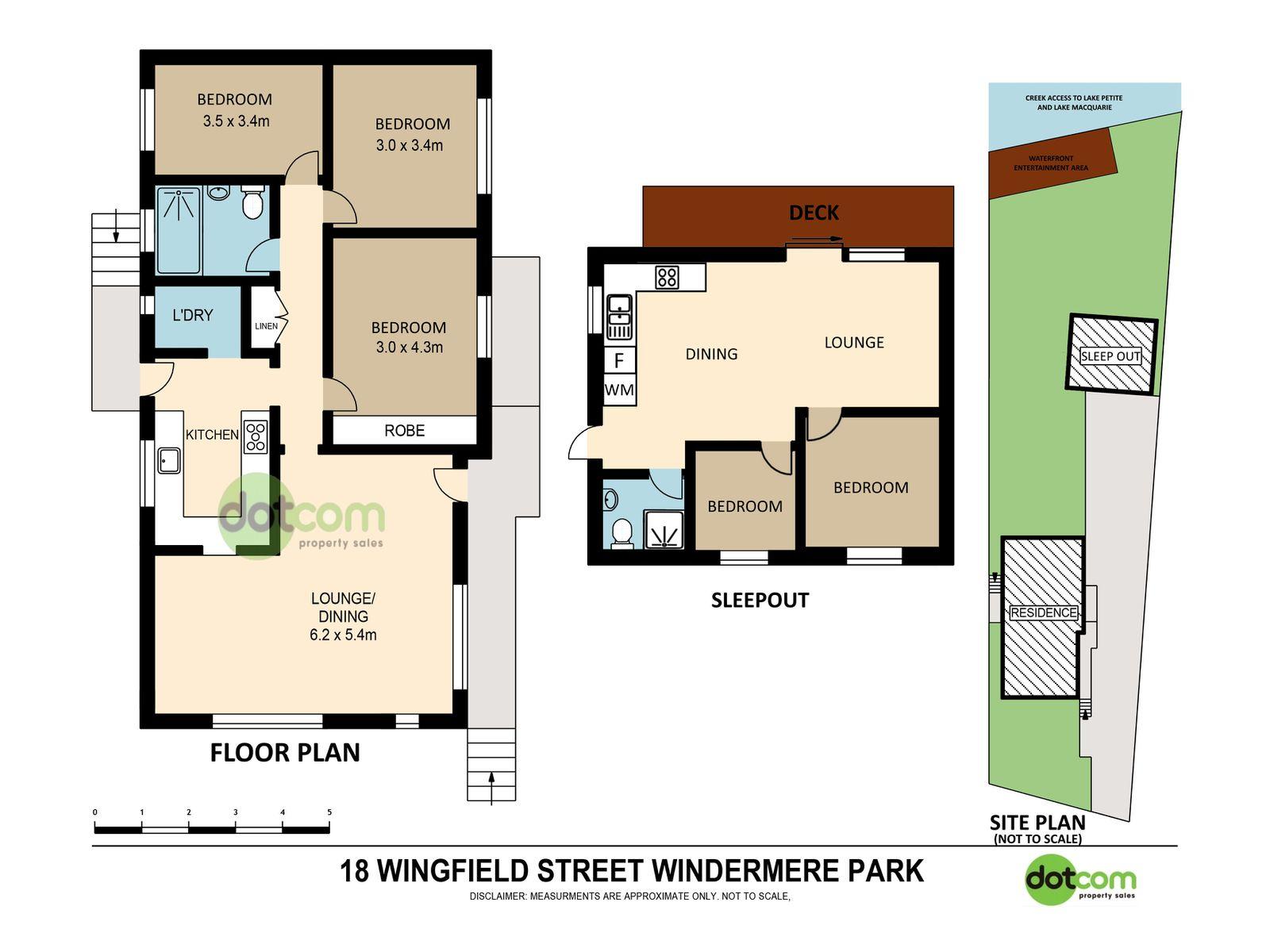 18 Wingfield Street , Windermere Park