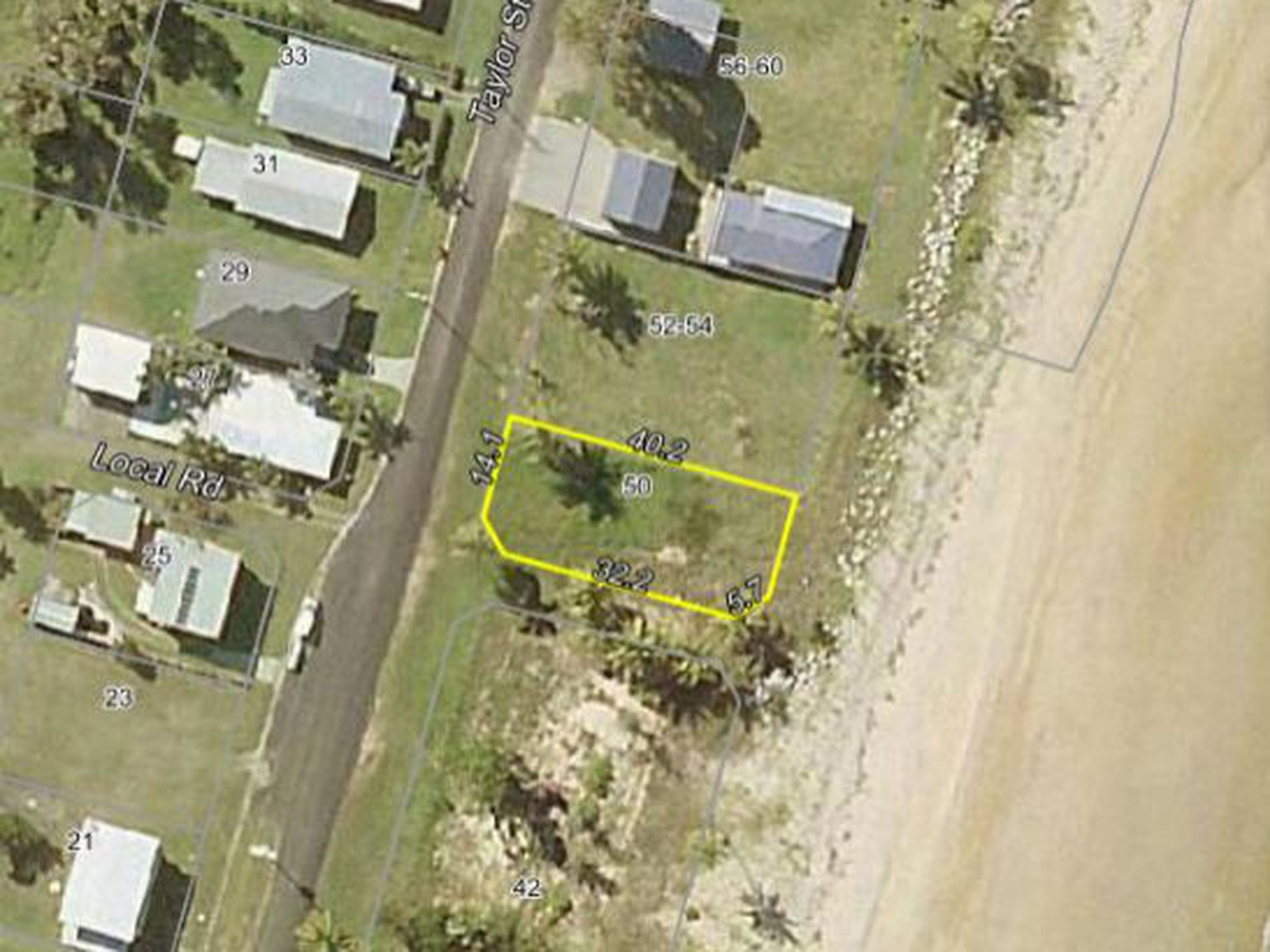 50 Taylor Street, Tully Heads