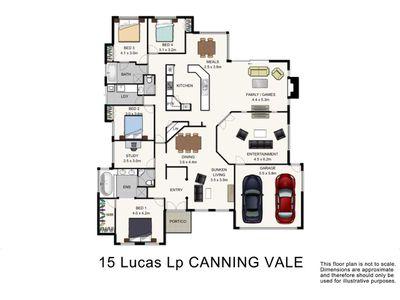 15 Lucas Loop, Canning Vale