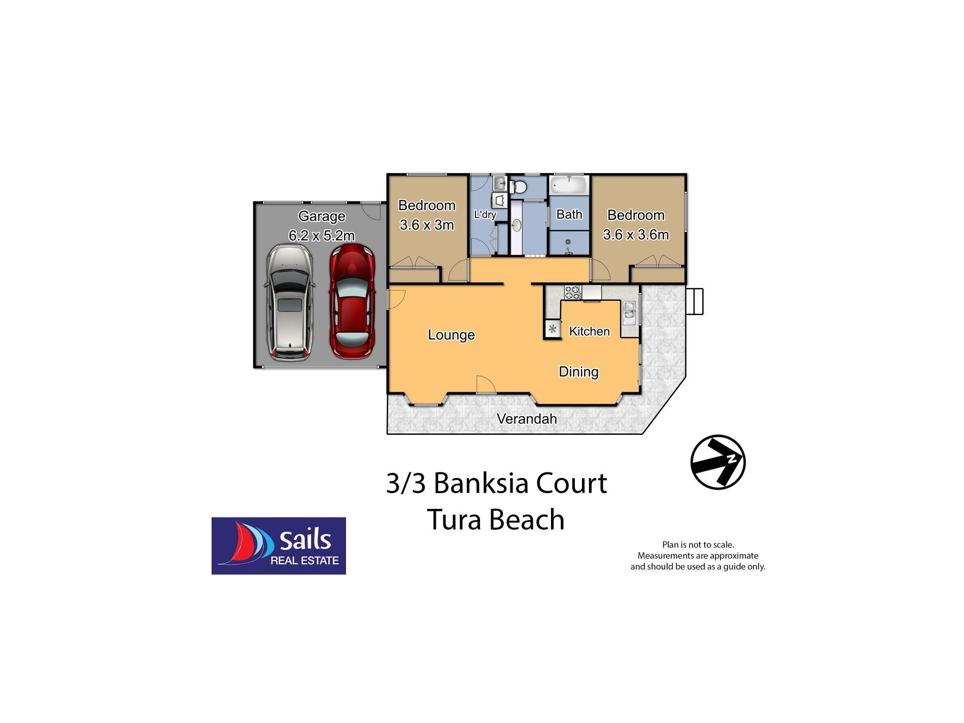 3 / 3 Banksia Court, Tura Beach