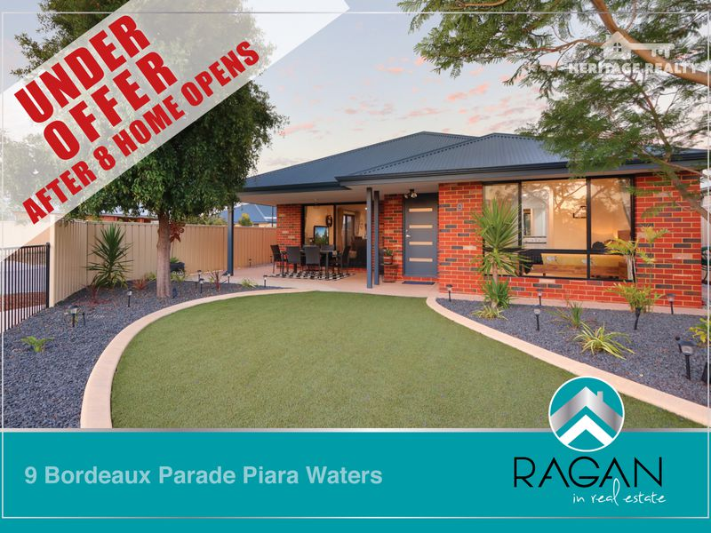 9 Bordeaux Parade, Piara Waters