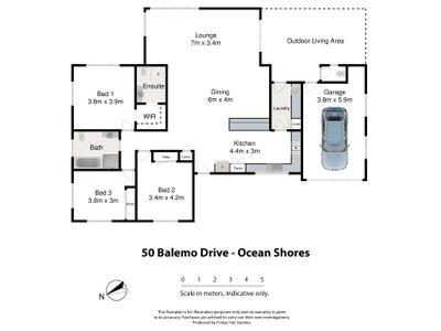 50  Balemo Drive, Ocean Shores