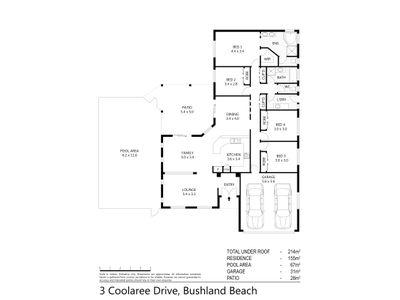 3 Coolaree Drive, Bushland Beach