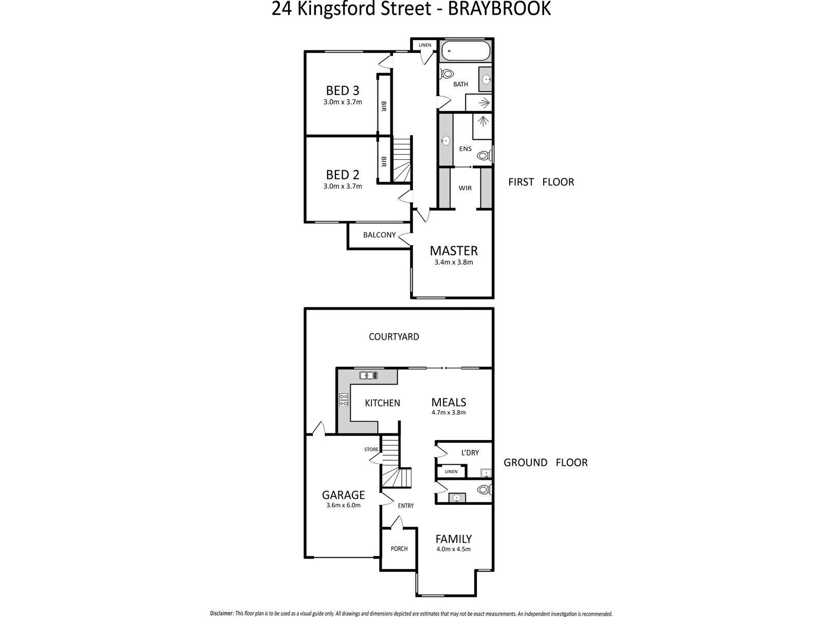 24 Kingsford Street, Braybrook