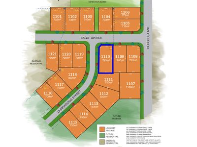Lot 1110, Eagle Avenue, Tamworth