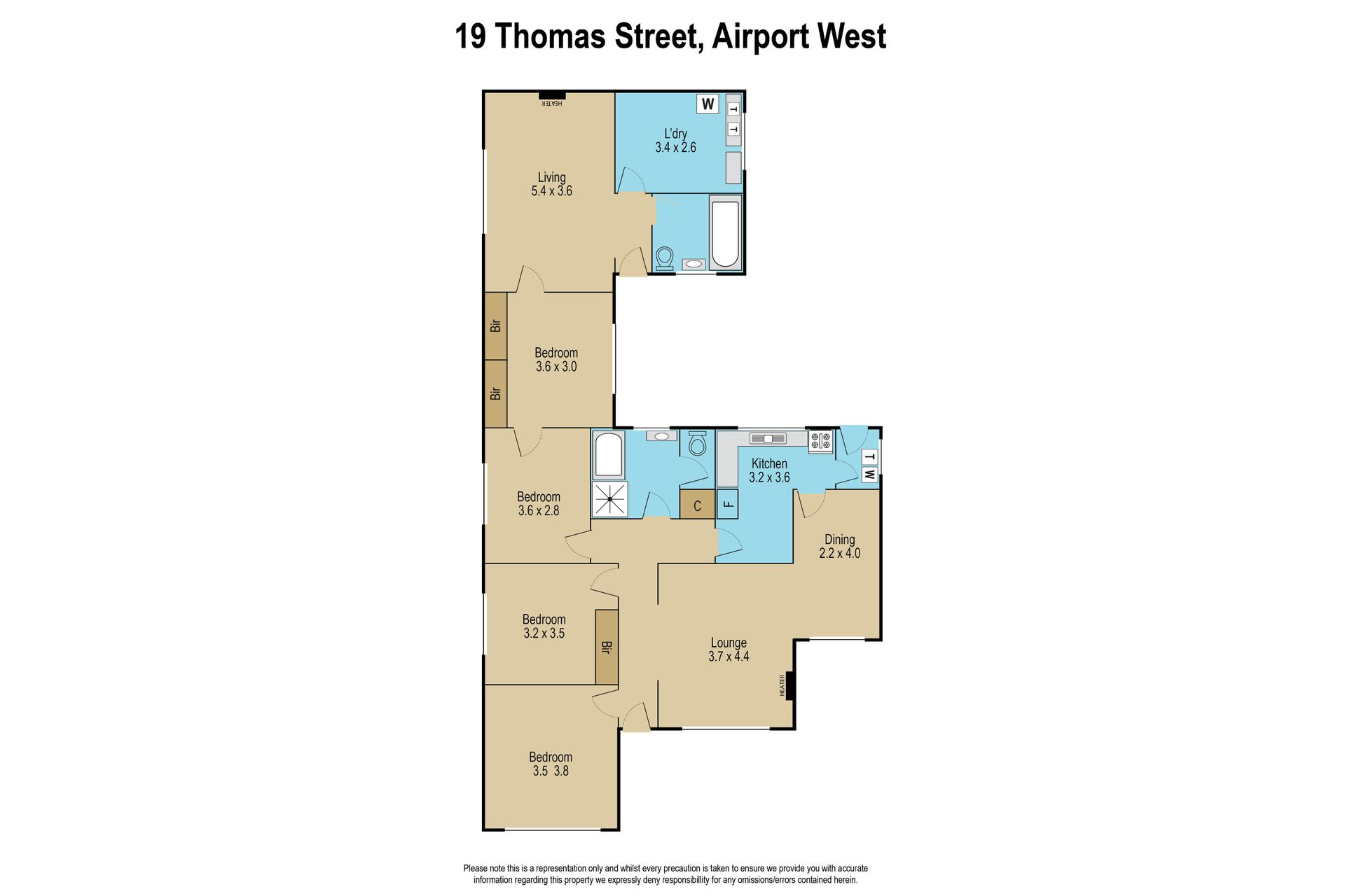19 Thomas Street, Airport West