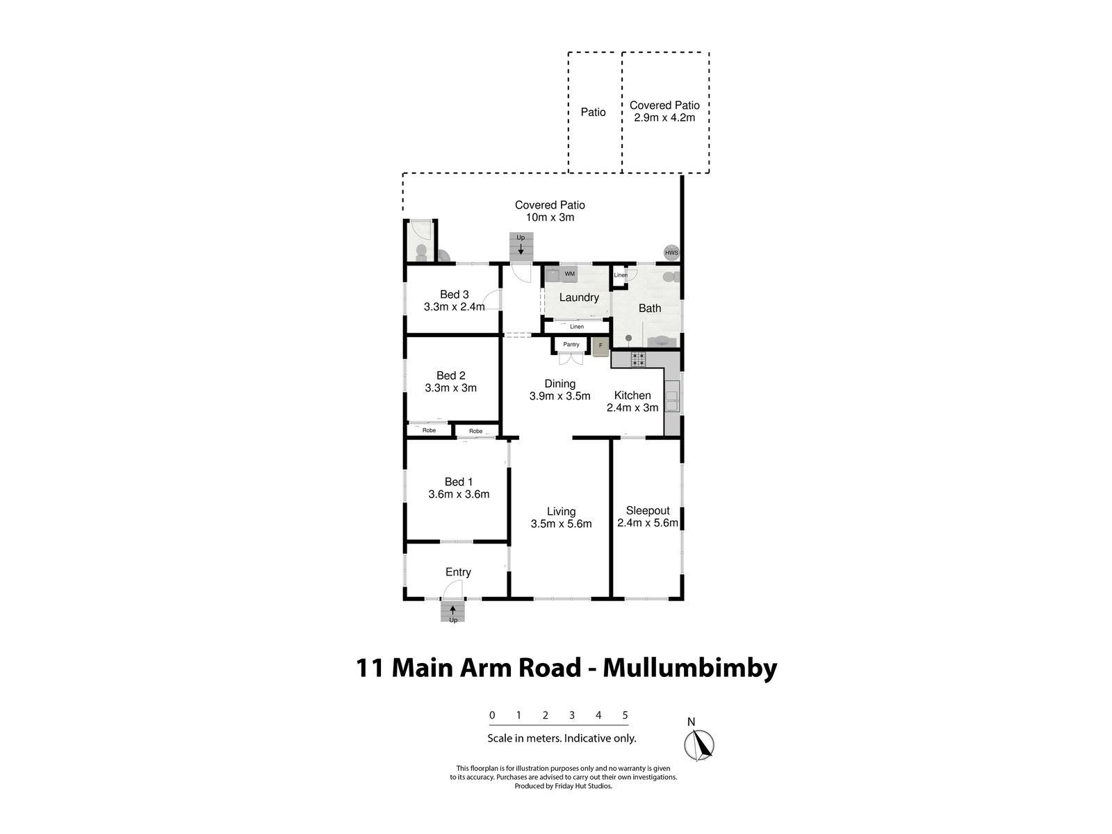 11 Main Arm Road, Mullumbimby