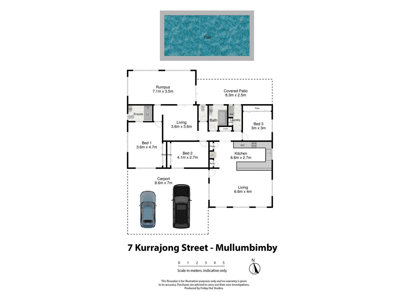 7 Kurrajong Street, Mullumbimby