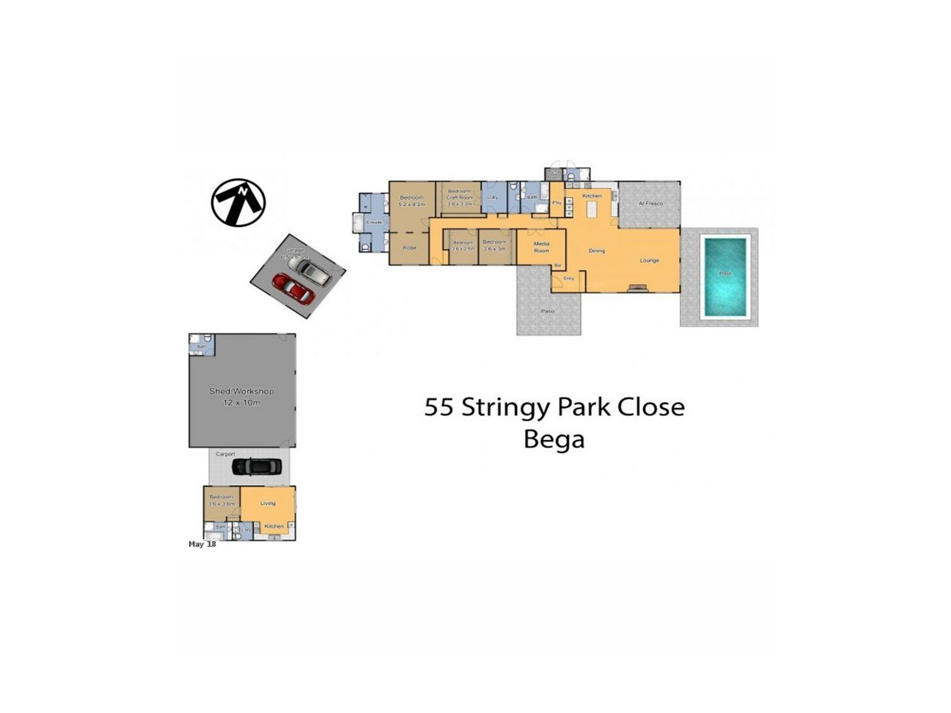 55 Stringy Park Close, Bega