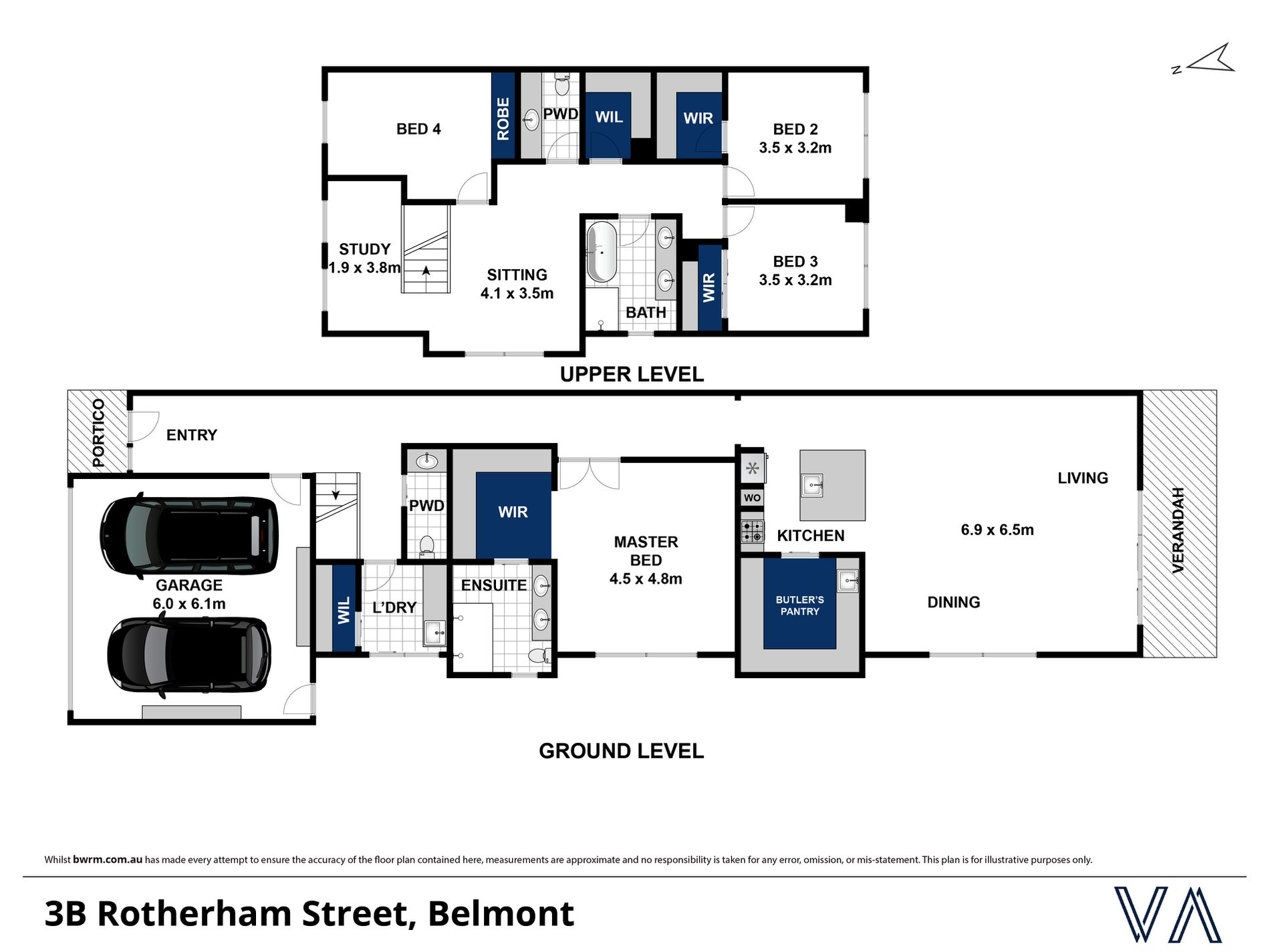 3B Rotherham Street, Belmont