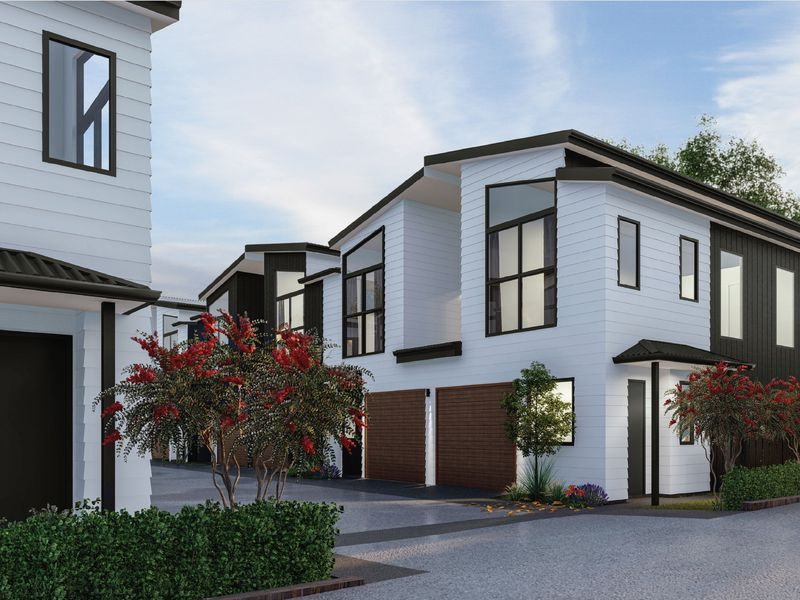 Butterworth Ave | Townhouses