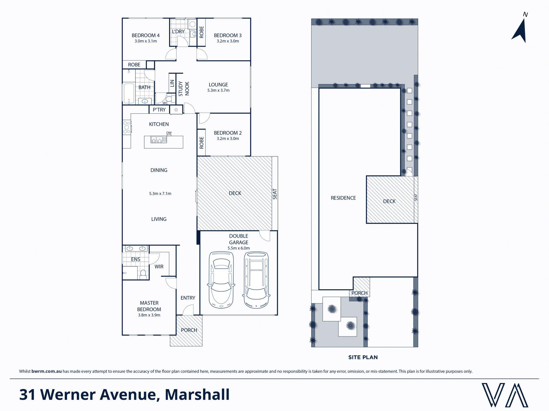 31 Werner Avenue, Marshall