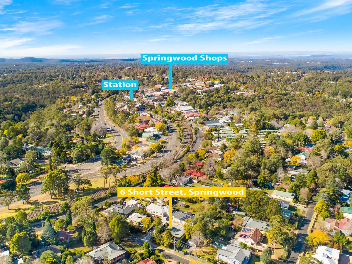 6 Short Street, Springwood