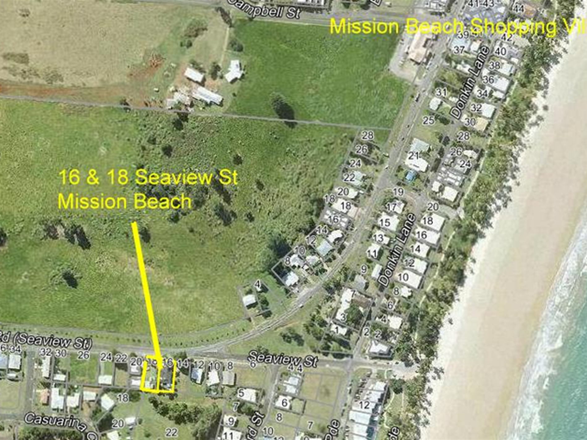 16 Seaview Street, Mission Beach