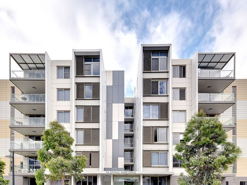 401 / 14 Epping Park Drive, Epping