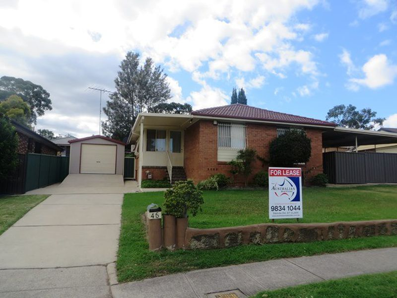 45 Banks Drive, St Clair