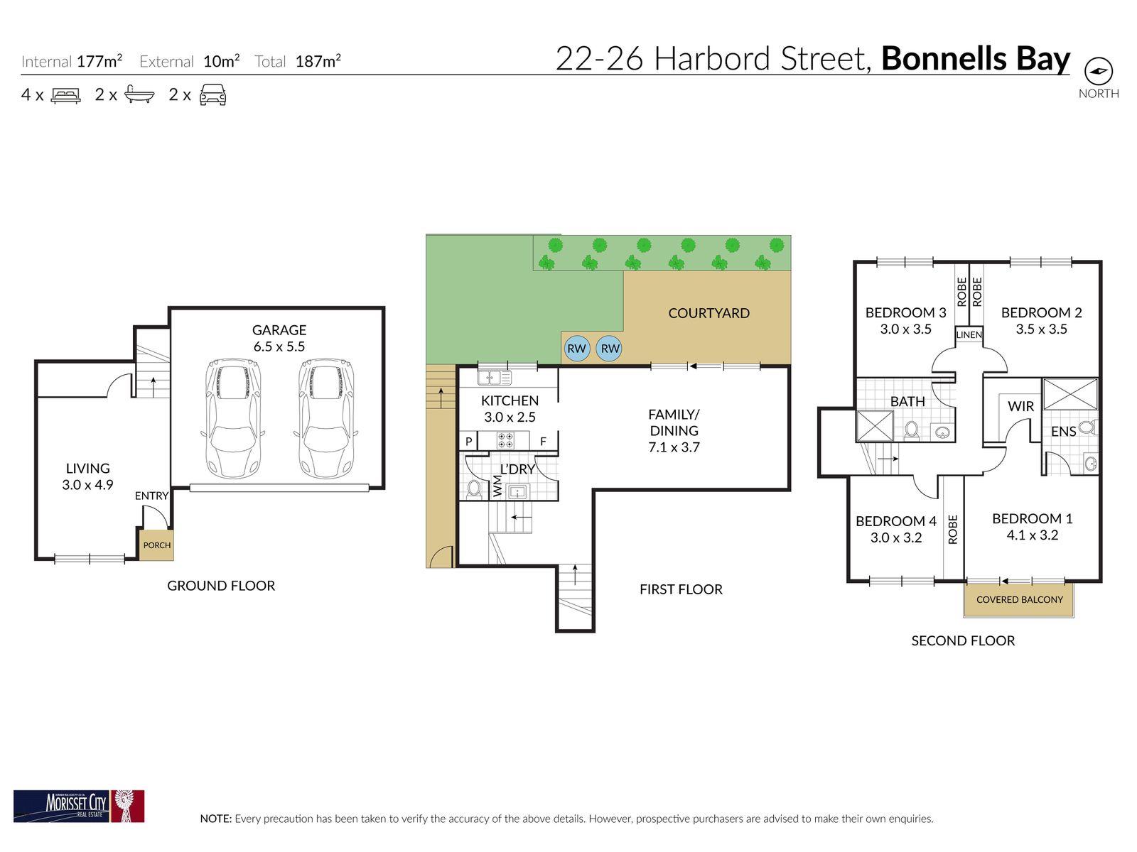 22 / 26 Harbord Street, Bonnells Bay
