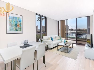 306 / 3 Foreshore Place, Wentworth Point