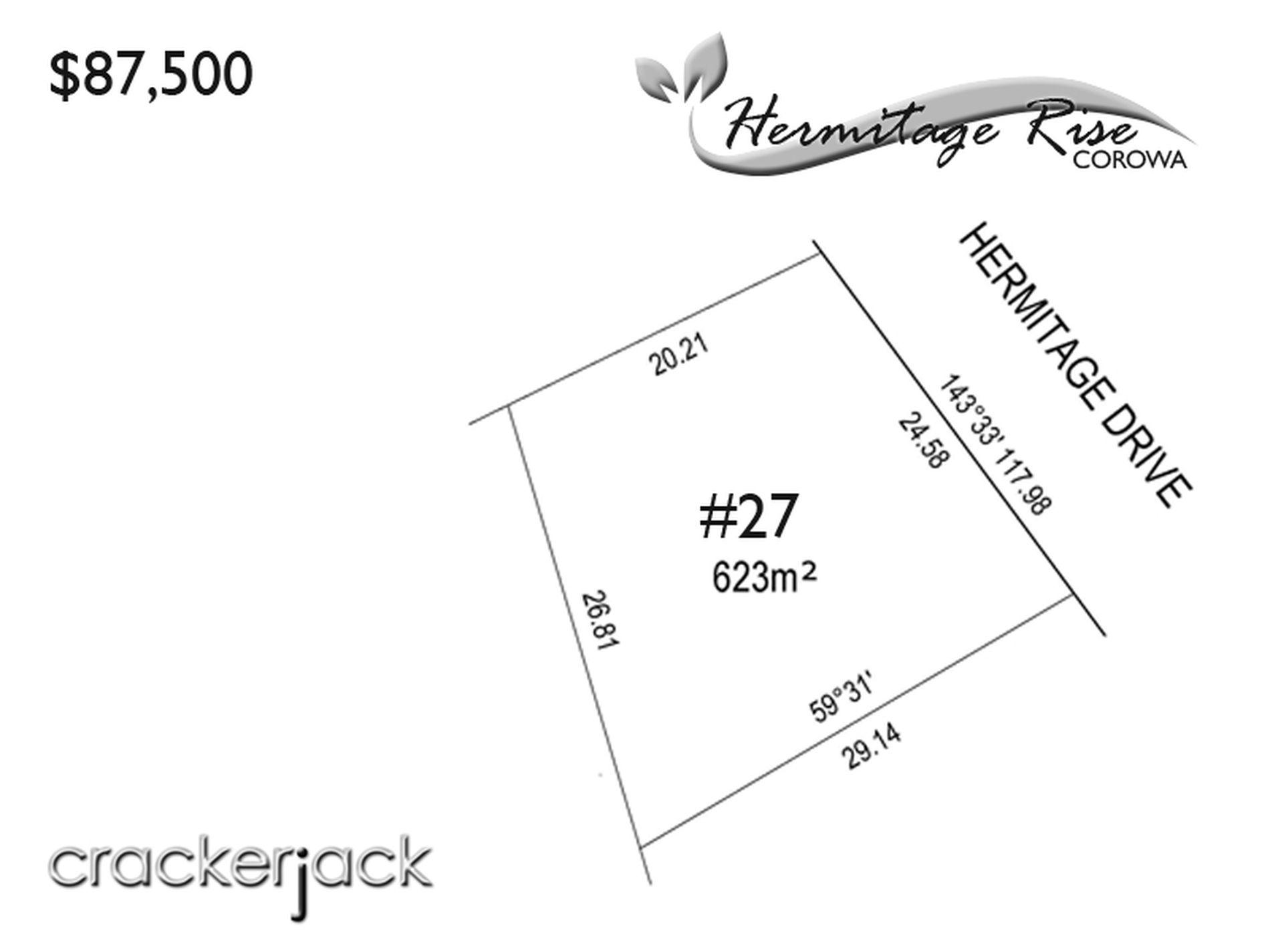 27 Hermitage Drive, Corowa
