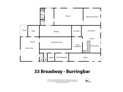 33 Broadway, Burringbar