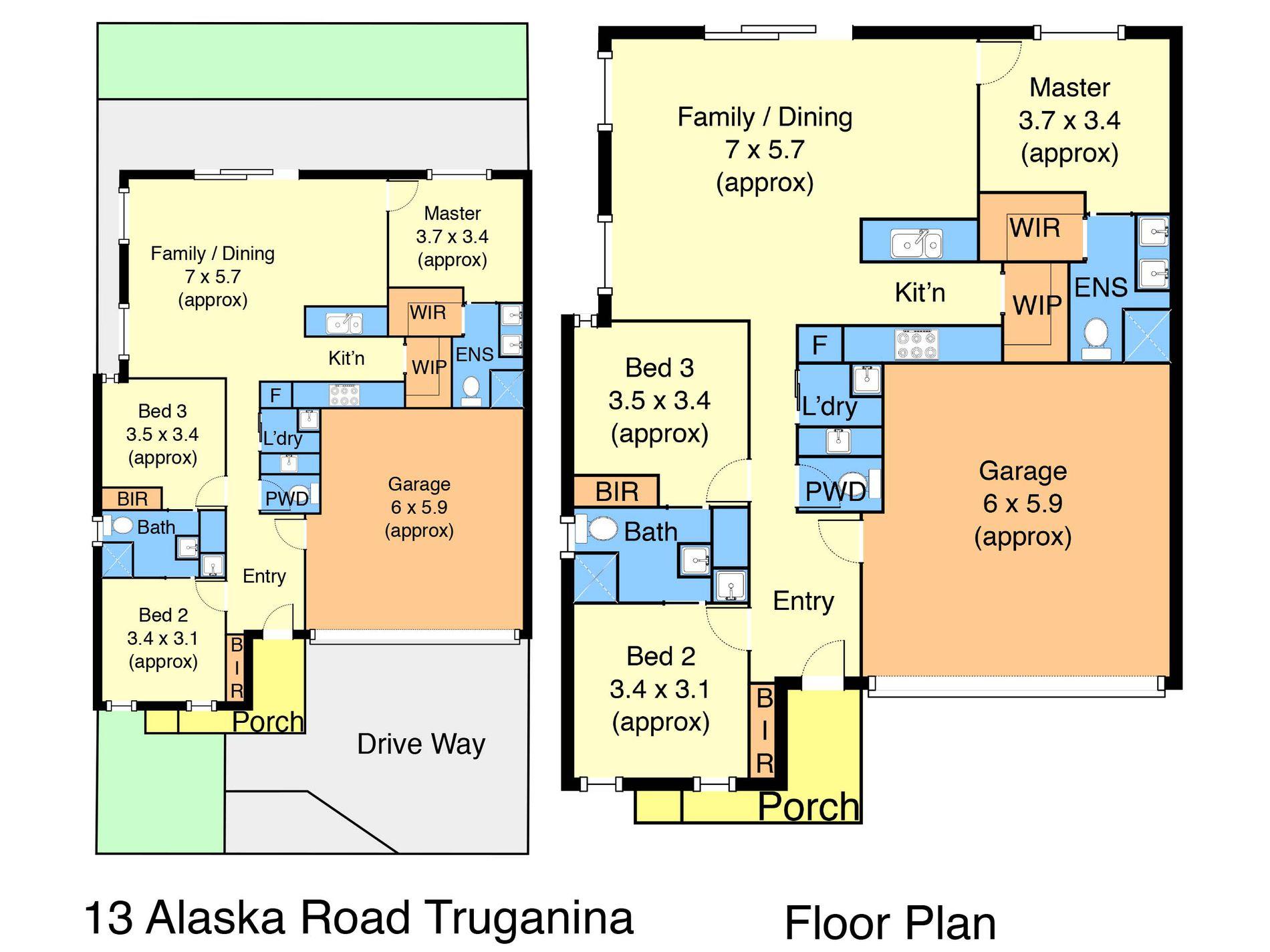 13 Alaska Road Truganina, Truganina
